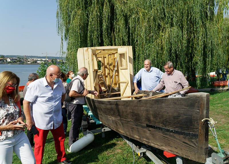 Barque inauguration